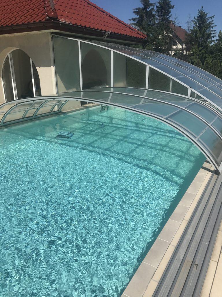 Niestandardowe zadaszenia basenowe Śląsk